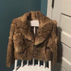 Arden B fur coat
